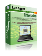 LanAgent -  control of computers and the organisation of informational security